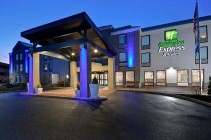 Holiday Inn Express & Suites Allentown Cen - Dorneyville