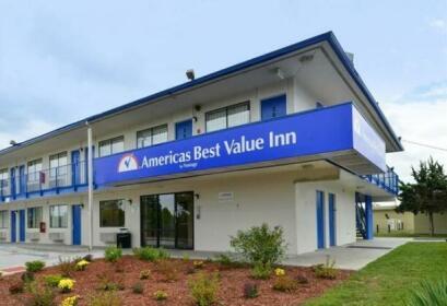 Americas Best Value Inn Anderson