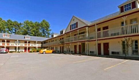 Americas Best Value Inn Anderson SC