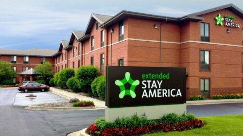 Extended Stay America Detroit - Ann Arbor - University South