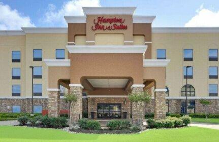 Hampton Inn & Suites Dallas-Arlington-South