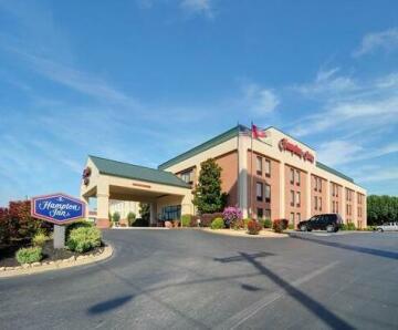Hampton Inn Athens Athens Tennessee