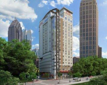 Hampton Inn and Suites Atlanta-Midtown
