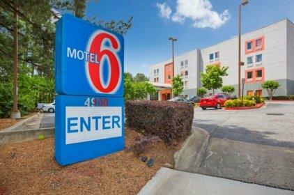 Motel 6 Atlanta GA - Stadium