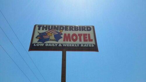 Thunderbird Motel Atoka
