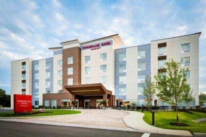 TownePlace Suites by Marriott Detroit Belleville