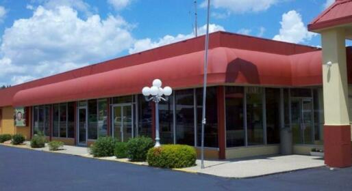 Country Hearth Inn - Benton
