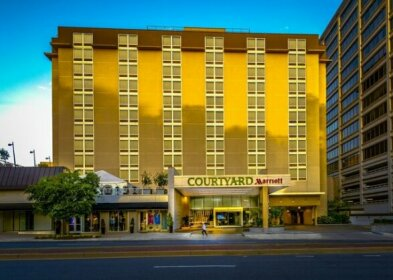 Courtyard Bethesda Chevy Chase