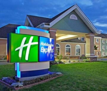 Holiday Inn Express Birch Run-Frankenmuth Area
