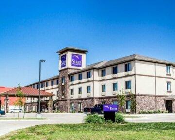 Sleep Inn & Suites Blackwell I-35