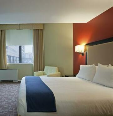 Holiday Inn Express Hotel and Suites Boston TD Garden