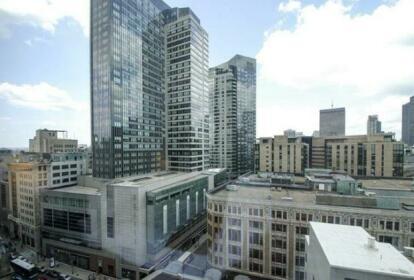 Luxury Apartments on Washington Street