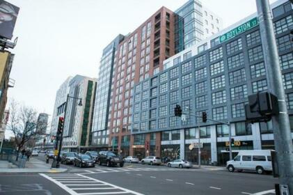 Luxury Stay Boston Boylston