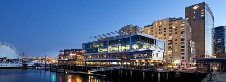 Park Lane Seaport Apartments by GSA
