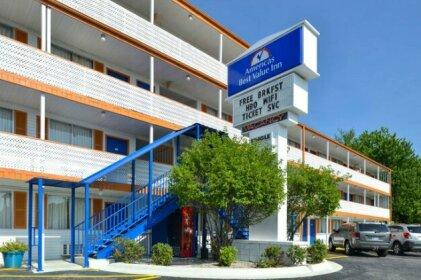 Americas Best Value Inn & Suites - Branson