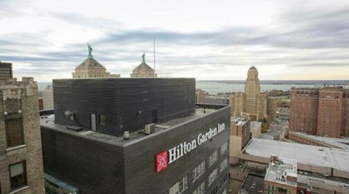 The Hilton Garden Inn Buffalo-Downtown