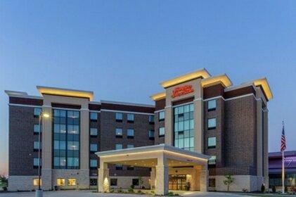 Hampton Inn & Suites Burlington Burlington Iowa