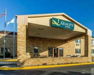Quality Inn Burlington Burlington
