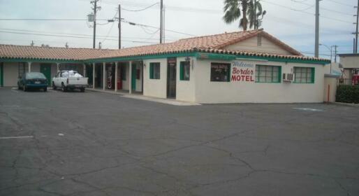 Border Motel Calexico
