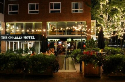 The Charles Hotel in Harvard Square