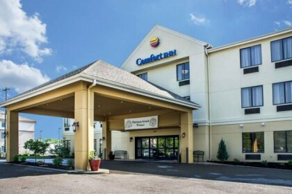 Comfort Inn Cambridge Ohio