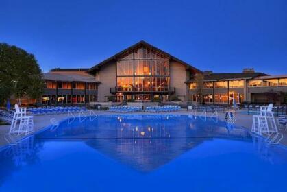Salt Fork State Park Lodge and Conference Center