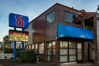 Motel 6 Canby Or