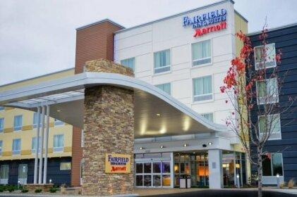 Fairfield Inn & Suites by Marriott Canton South