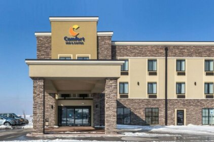Comfort Inn & Suites Cedar Rapids Iowa