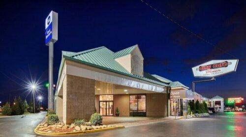 Best Western Heritage Inn - Chattanooga