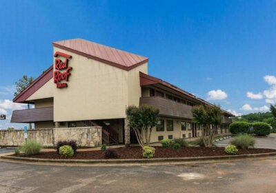 Red Roof Inn Chattanooga Airport