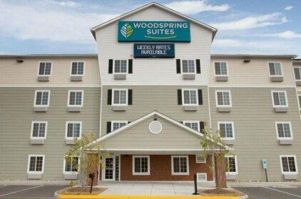 WoodSpring Suites Chesapeake Norfolk Greenbrier