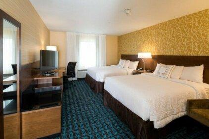 Fairfield Inn & Suites by Marriott Detroit Chesterfield