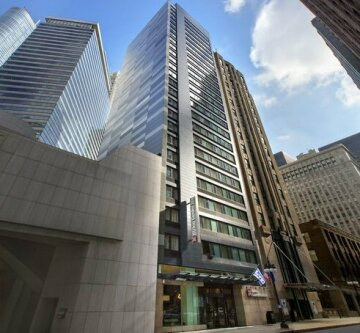 Hilton Garden Inn Chicago Downtown Riverwalk