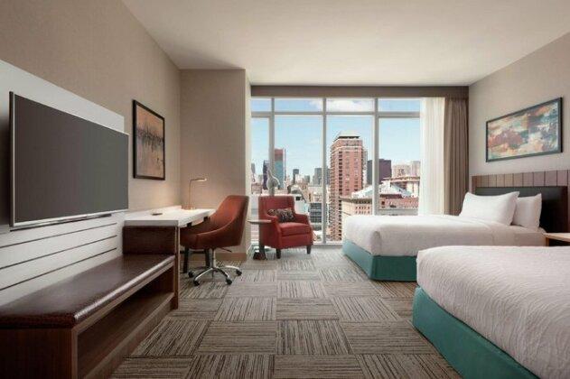 Hilton Garden Inn Chicago Downtown South Loop- Photo4
