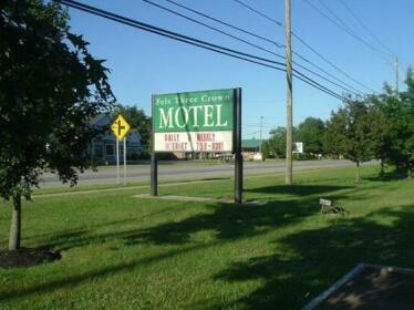 Fels Three Crown Motel