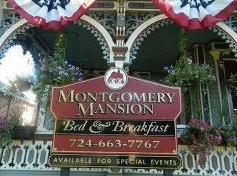 Montgomery Mansion B&B