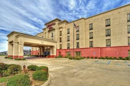 Hampton Inn Cleveland Mississippi