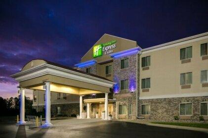 Holiday Inn Express & Suites Clinton Clinton