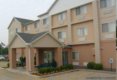 Fairfield Inn St Louis Collinsville IL