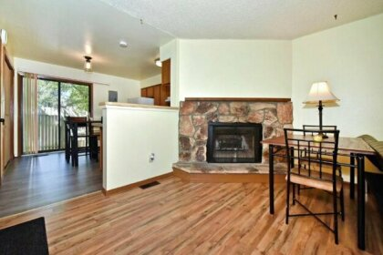 Two-bedroom spacious townhouse 992 sqf