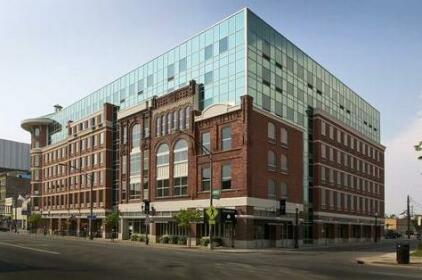Hampton Inn & Suites Columbus-Downtown Ohio