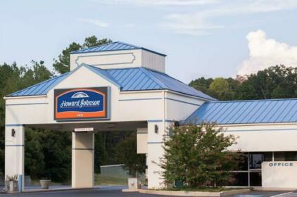 Howard Johnson by Wyndham Commerce GA Motel