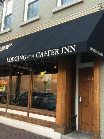 Lodging at the Gaffer Inn
