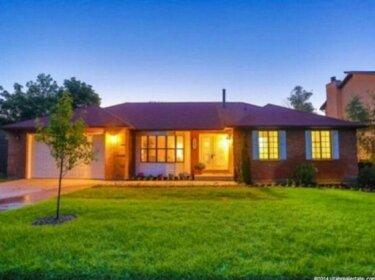 Huge Seven Bedroom Home in Cottonwood Heights