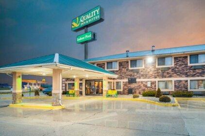 Quality Inn Danville Illinois