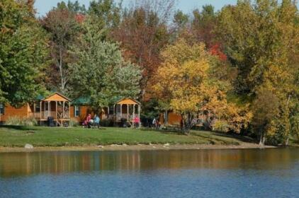 Darien Lake Cabins Admission Included