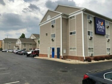 InTown Suites Extended Stay Dayton OH
