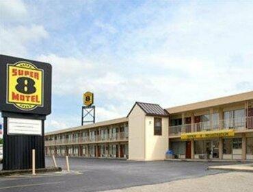 Super 8 Motel Moraine Dayton