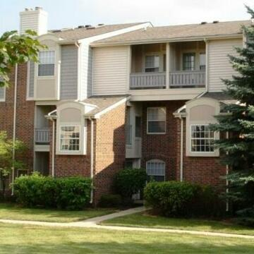 Fairlane Meadow Apartments Dearborn